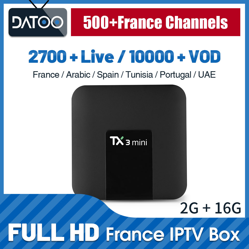 IPTV France Arabic TX3 mini 1 Year IPTV Qatar Portugal Turkry Spain IPTV Subscription Full HD French IP TV Arabic Belgium IP TV-in Set-top Boxes from Consumer Electronics