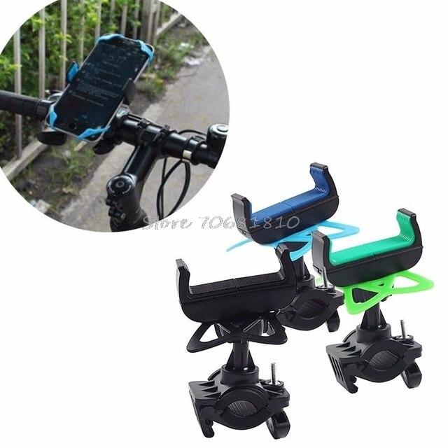 אוניברסלי MTB אופנועים אופניים אופני כידון הר מחזיק לטלפון סלולרי GPS # R179T # זרוק משלוח