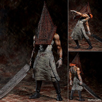 1PCS Silent Hill 2 Series SP 055 Red Pyramid Thing PVC Action Figure Collection Model Kids Toy Doll brinquedos