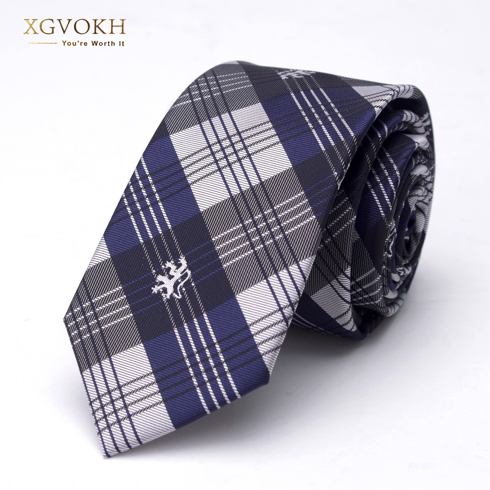 Neck Ties For Men 6cm Polyester Silk Neckties High-density Tie Business Neckwear Corbatas Wedding Suits Gravatas