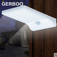 LED Solar Light 450LM 36Led Solar Powered Led Outdoor Light Security Wireless Waterproof With PIR Motion