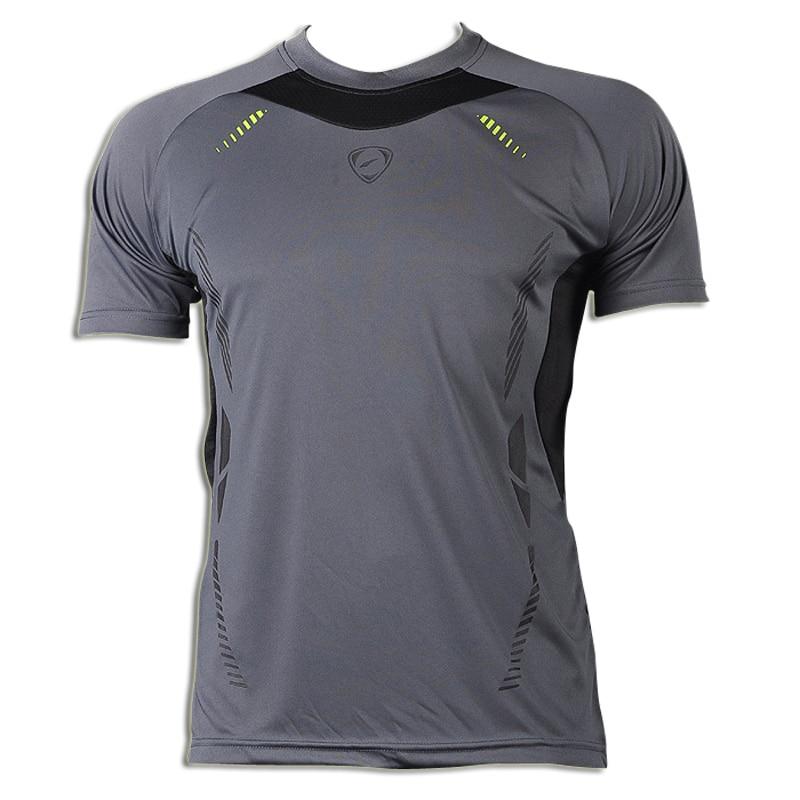 Nuovo Arrivo 2018 uomini T Shirt Casual Quick Dry Slim Fit Camicette Magliette e Camicette Taglia S M L XL Collezione LSL (SI PREGA di SCEGLIERE FORMATO USA)