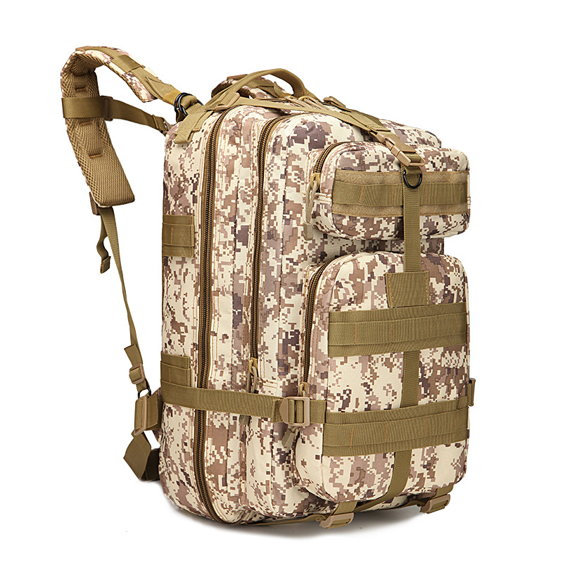 Camouflage 40L Large Capacity Male Travel Backpacks High Quality Waterproof Oxford Feminine Backpacks Designer Brand Backpacks 40l large capacity tactical oxford men s 3d attack assault backpacks high quality military army style camouflage travel bag
