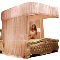 De Enfant кровать шторы Moustiquaire залить двойной Nordic стиль дети украшение для канапе Klamboe Mosquitera Cibinlik сетки от комаров