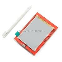 Miễn phí vận chuyển! LCD mô-đun TFT 2.4 inch TFT LCD screen đối với Arduino UNO R3 Hội Đồng Quản Trị và hỗ trợ mega 2560 với gif Cảm Ứng bút