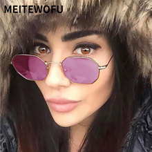 MEITEWOFU classic brand Sexy punk glasses Square women sunglasses men vintage sun glases new polarized eyeglass zonnebril heren