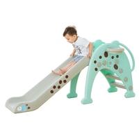 Plastic Kids Play Slide Lengthened Ladder Children Play Game Room Sports Slide Indoor Outdoor Sports Toys Set Children Slide
