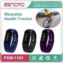 Caller ID Display Wearable Health Fitness Tracker Smart Activity Wristband