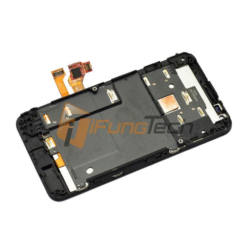Pantalla lcd del teléfono móvil para nokia lumia 620 5 unids envío gratis