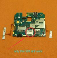 Usado Original Placa Base placa base 1G RAM + 8G ROM para No. 1X2 X-men IP68 Quad core 5.5