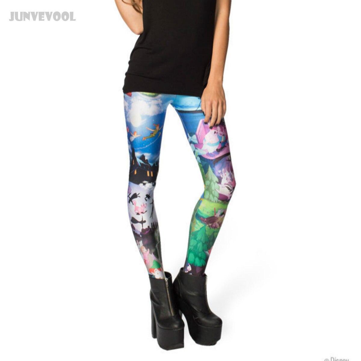 6dc6885601c1c Lycra Spandex Pants Color Gradient Leggings Elastic Work Out ...