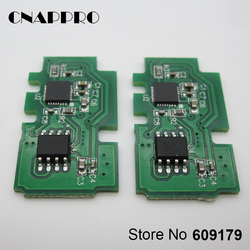 4pcs/lot CLT-504S CLT 504S 504 Toner Cartridge Chip For Samsung Xpress C 1810W 1860FW CLP 415N 415NW 470 475 CLD 4195  4175FN