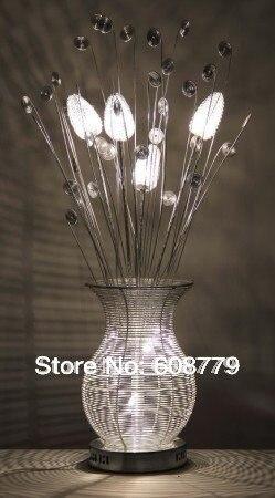 Free shipping elegant modern european crystal floor lamps - Elegant floor lamps for living room ...