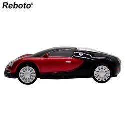 Reboto USB 2,0 Mini Memory Stick модель автомобиля USB Flash Drive 64 ГБ 32 ГБ мультфильм автомобиль Pen Drive U диск 16 ГБ 8 ГБ 4 ГБ