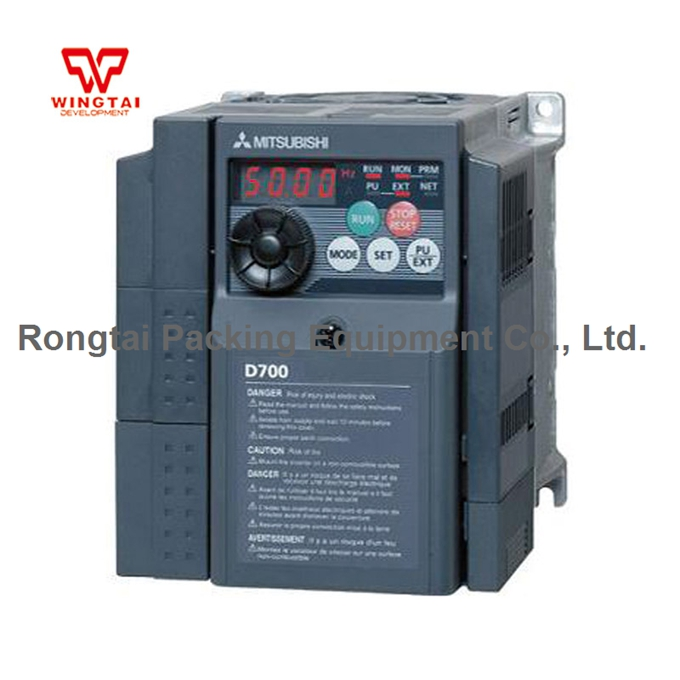 Mitsubishi Inverter 0.4~7.5KW FR-D720S Series Frequency Converter,Changer Single-phase For Packaging Machine цена