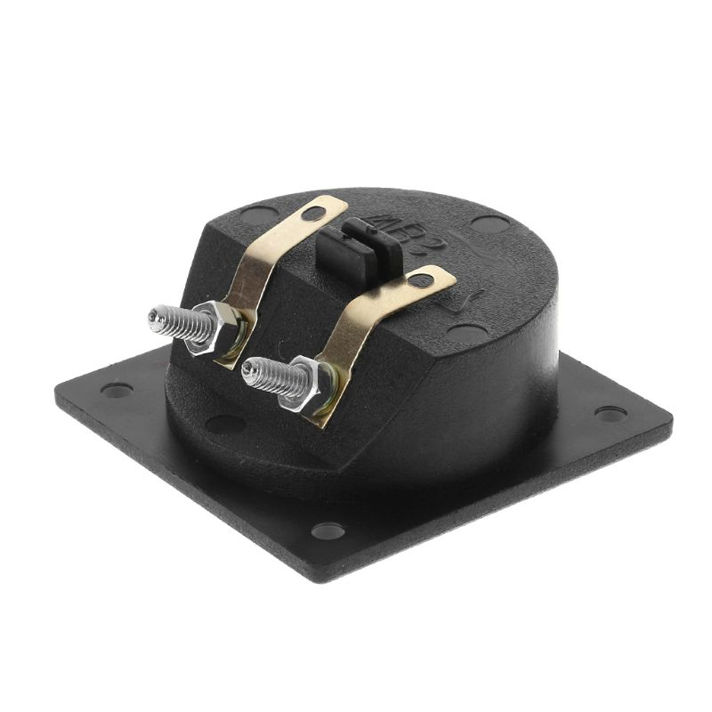 Terminal Cup Connector 270 Parts Express Double Binding Posts Twist Gold Banana Jacks Recessed Subwoofer Speaker Box Enclosure in Speaker Accessories from Consumer Electronics