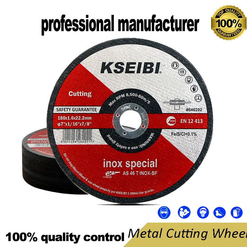 100mm Resin Cutting Disc For Steel Cutting Pip Cutting Al-alloy Tube Cutting Water Pipe Cutting Thin SS Cutting Disc