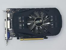 Used,original ASUS GTX750 2G DDR5 128bit  HD video card,100% tested good!