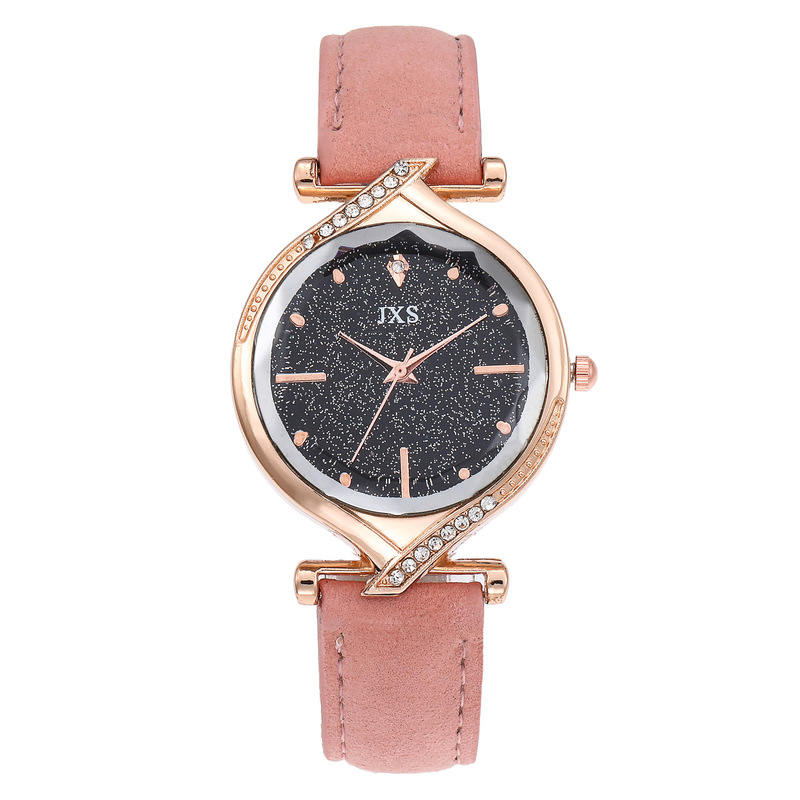 Fashionable Watch Female Contracted Temperament Male Ladies Watch Korean Version Of Creative Student Lovers Table