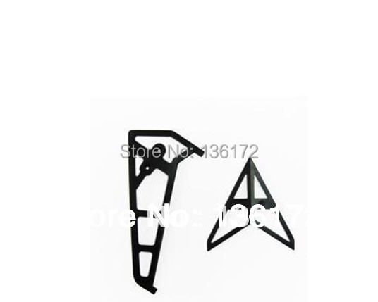 Wltoys V913 2.4G 4 channels R/C helicopter parts V913-30 Tail decoration blades 5pcs/lot