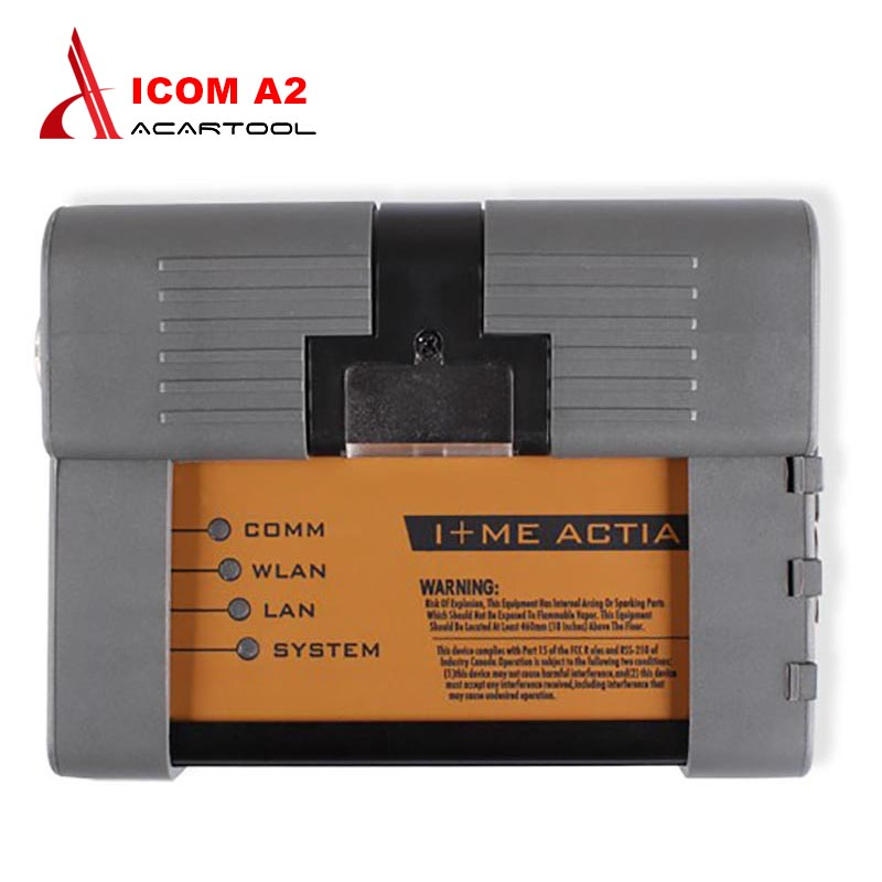 Top Quality Car Styling for BMW icom A2 main head special icom A2+B+C for BMW main unit With Free Shipping sale icom a2 only for bmw icom a b c diagnostic tool free shipping to russia