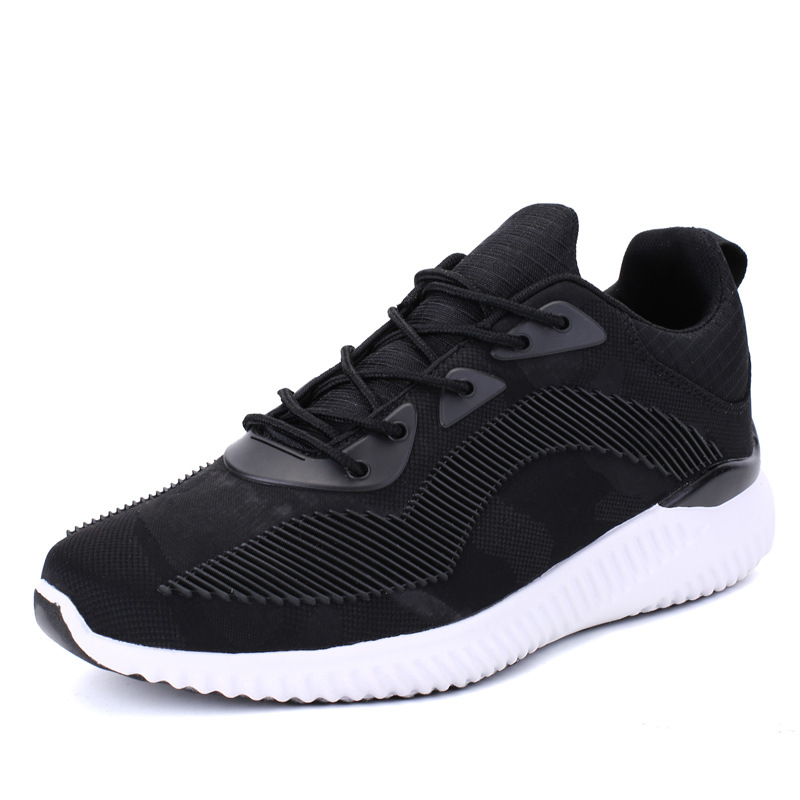 ФОТО 2017 Top Quality New Style Waterproof Men Casual Shoes Outdoor Walking Trekking In Sprinkle Lace Up Men Shoes Zapatillas Hombre