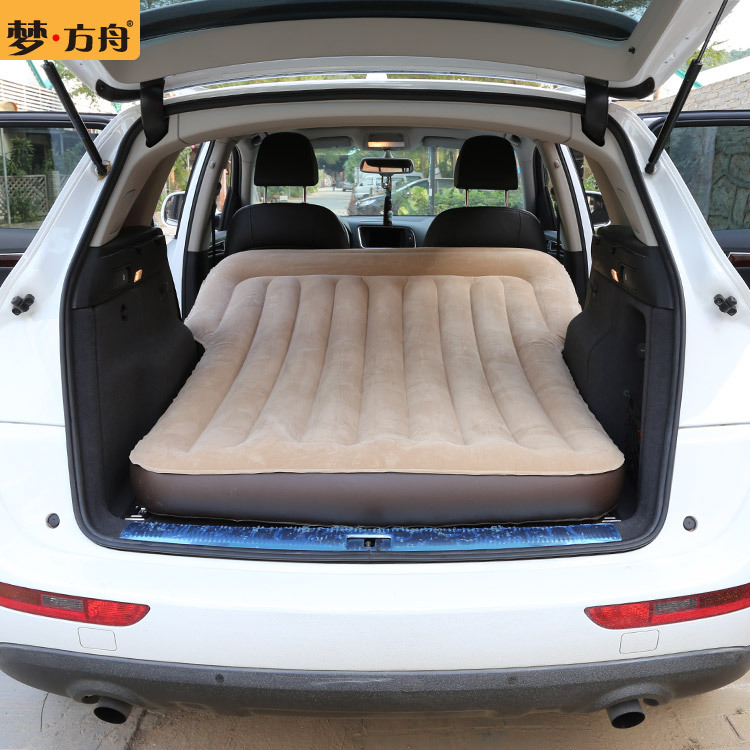 Portable Self-driving Camping Use Air cushion Car Travel Bed  Waterproof  Bed General Purpose On-board LathePortable Self-driving Camping Use Air cushion Car Travel Bed  Waterproof  Bed General Purpose On-board Lathe