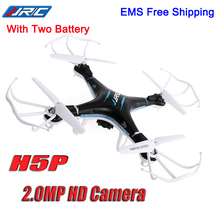 2.0MP Camera Brand JJRC H5P drone with Camera RC Helicopter 4CH 6 Axis Gyro 2.4GHz Helicopter