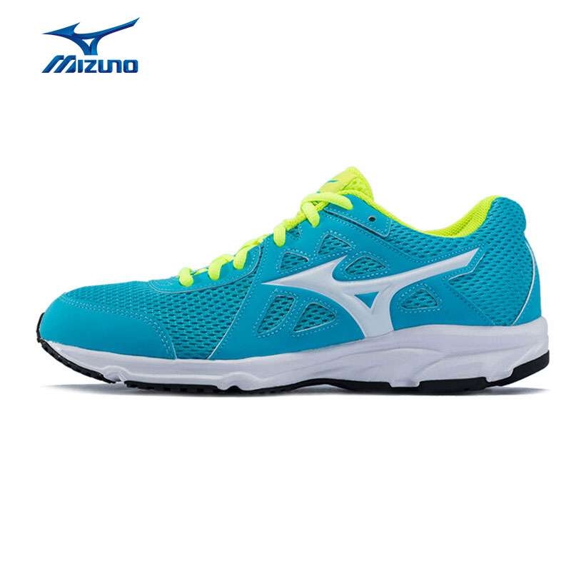 MIZUNO Women's SPARK 2 Running Shoes Breathable Cushion Sports Shoes Sneakers K1GA170416 XYP501 mizuno men rebula v3 ag professional cushion soccer shoes sports shoes comfort wide sneakers p1ga178603 yxz069