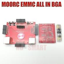 2020 أحدث تحديث Moorc eMMC ISP محول E MATE 3 في 1 ل Riff Z3X سهلة Jtag ATF صندوق ميدوسا برو UFI صندوق