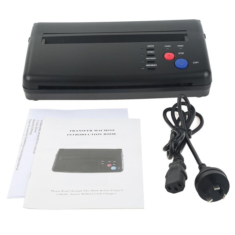 Tatouage Transfert Machine Imprimante Dessin Thermique Pochoir Maker Copieur pour Papier De Transfert De Tatouage Fournir permanet maquillage machine