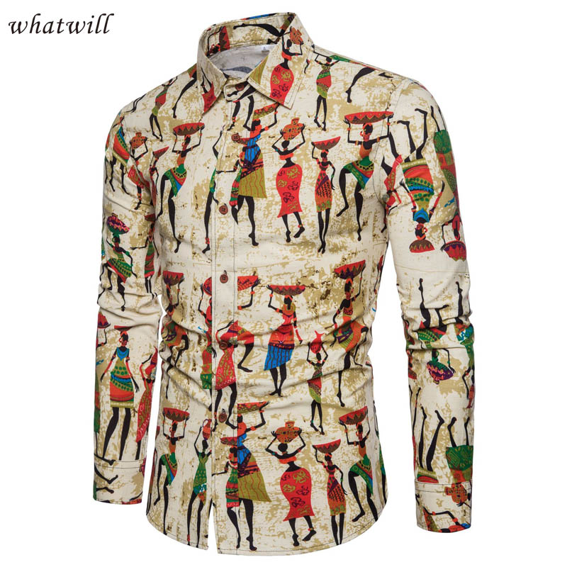 New fashion 2018 african clothes hip hop africa shirts 3d printed dress dashiki clothing casual dresses