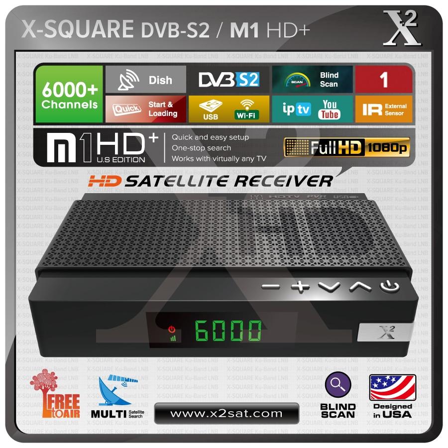 Satellite Receiver Full HD DVB S2 Mini Receiver with USB PVR Media