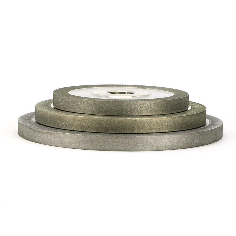 1A1 plokščios formos, deimantu dengtas abrazyvinis ratų šlifavimo - Abrazyviniai įrankiai - Nuotrauka 2