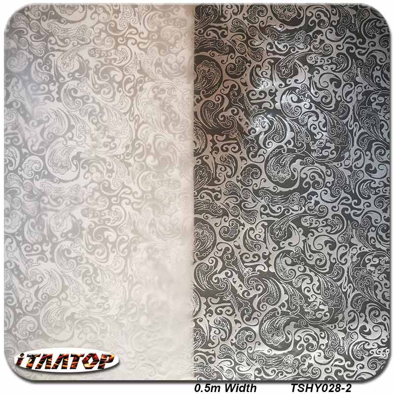 ITAATOP Hydrographic Film TSHY028-2 0.5m*2m Flower Hydro Dipping Film Water Transfer Printing Film