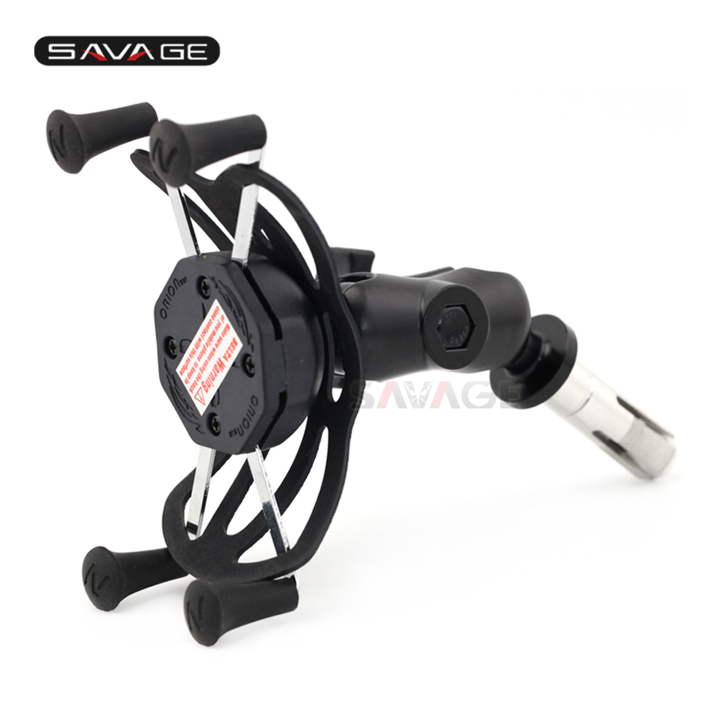 Navigation Phone Holder For SUZUKI GSXR 600 GSX R 750 GSX R 1000 Motorcycle Accessories GPS