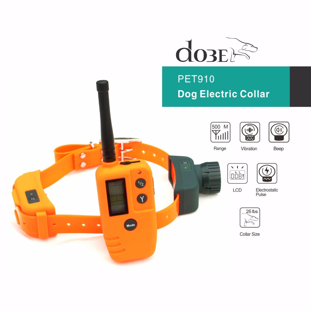 remote control dog beeper training collar pet rechargeable hunting collar beeper dog trainer electric shock no