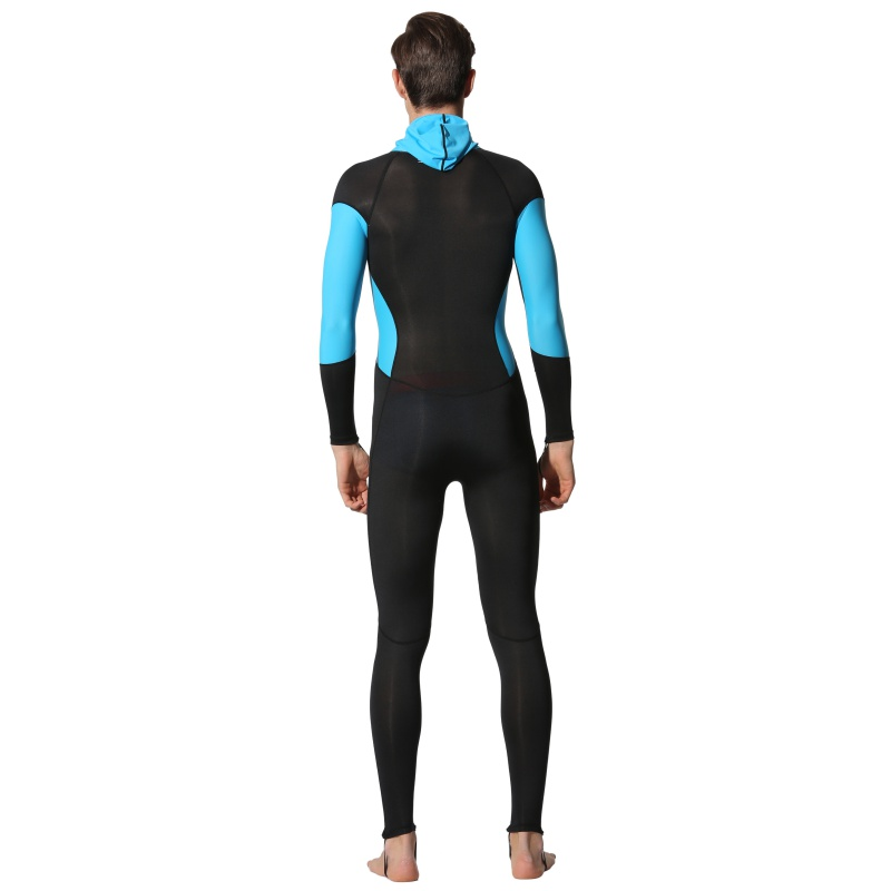 0.5mm Super Soft Dive Wetsuits With Hat Men Women Lycra Surf Swim Equipment Swimwear Jumpsuit Rash Guards Newest