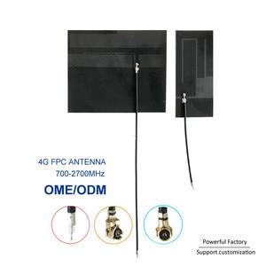 Image 5 - Прямая поставка с фабрики, 700 2700 МГц 3 м клей GSM 3G 4G LTE 8dbi FPC гибкая ufl Внутренняя антенна 10 шт./партия