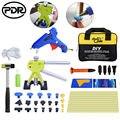 PDR Werkzeuge Ausbeulen ohne Entfernung Hagel Schaden Reparatur Dent Lifter Kleber Gun Auto Körper Werkzeug