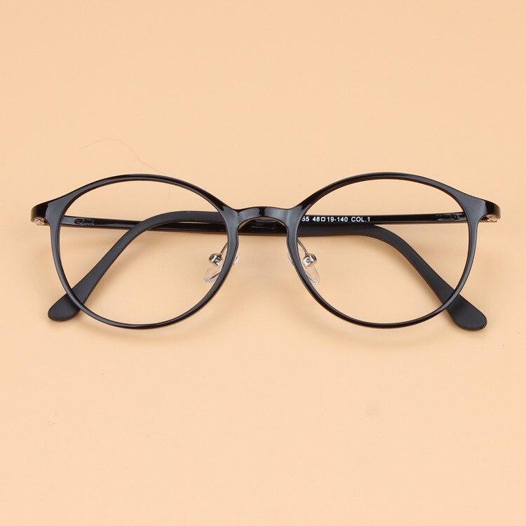 36b29b93426 2017 Korea Supter light Men s Brand Johnny Depp Vintage Carbon Steel Eyeglasses  Women Tungsten Retro Round