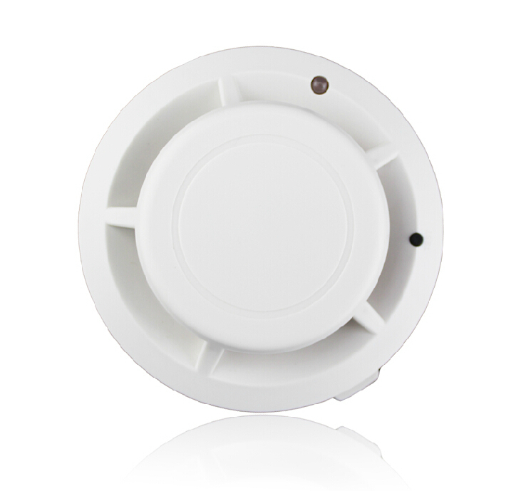 Intelligent Smoke Alarms Wireless Home Smoke Sensor Detector Smoke Fire Alarm 433MHz For Our Alarm System wireless smoke fire detector for wireless for touch keypad panel wifi gsm home security burglar voice alarm system