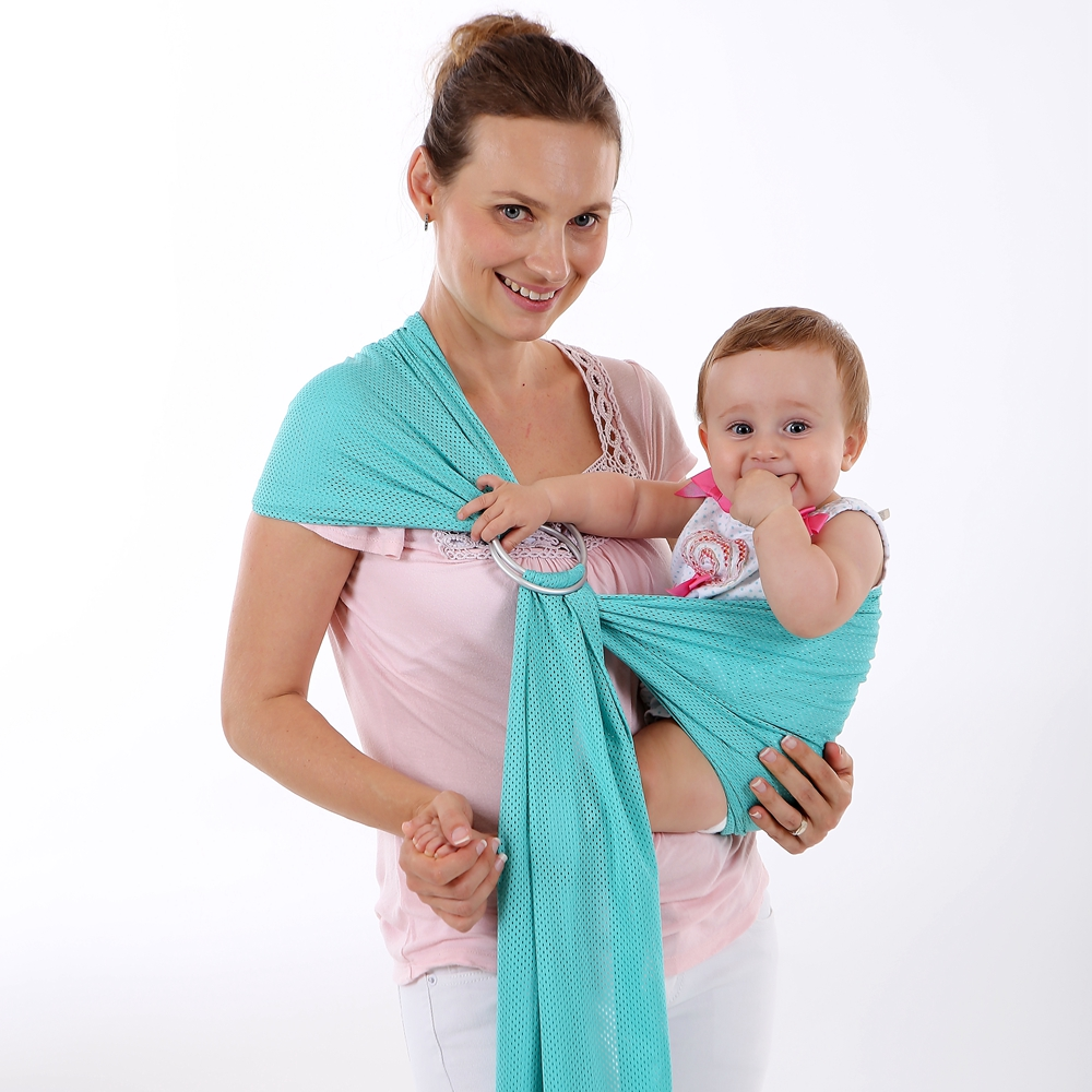 Mother & Kids Friendly Breathable Baby Ring Beach Water Sling Summer Wrap Quick Dry Pool Shower Backpack Baby Gear Beach Pool Wrap Swing Sling Carrier Customers First Activity & Gear