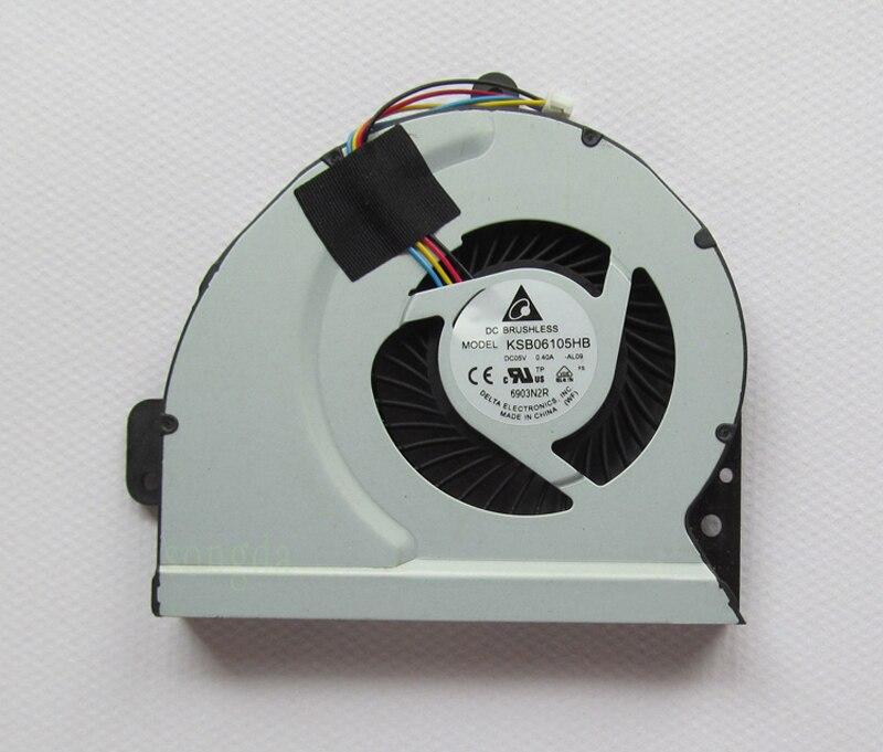 For ASUS K53 K53S K53E A53S X53S K53SD K53SJ K53SC K53SK K53SM CPU fan