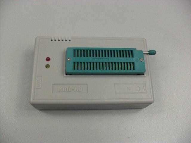 цены  MiniPro TL866A HighSpeed eeprom USB programmer with ICSP interface and adapter socket SOP44/SOP56/TSOP48/TSOP40/TSOP32