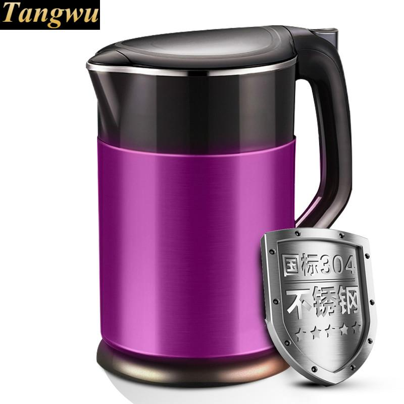 Electric kettle 304 stainless steel boiler automatic power off cukyi double layer multi function electric egg cooker boiler stainless steel automatic power off mini