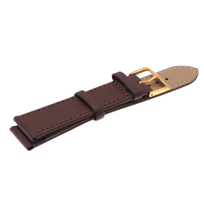 2018 Men Women Watchbands Alligator Grain Genuine <font><b>Leather</b></font> Strap <font><b>Watch</b></font> <font><b>Band</b></font> 12 14 16 18 20 <font><b>22</b></font> <font><b>mm</b></font> Accessories image