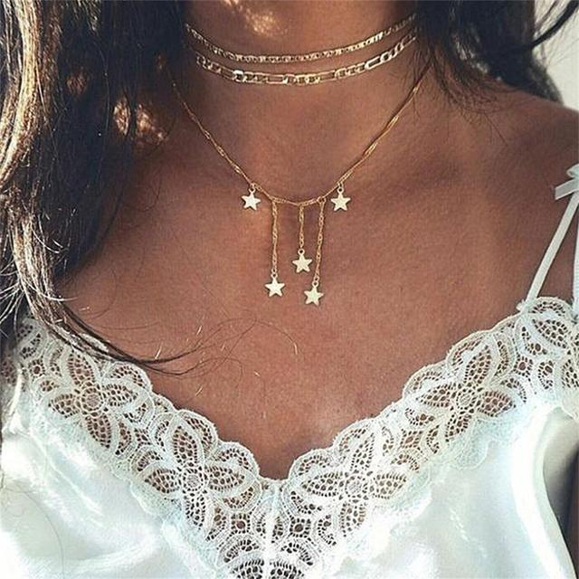 26 Styles Women Clavicle...