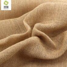 ab9c1a6f5 ShuanShuo 4040 # tela de yute saco de tela de lino para manualidades,  bolsas de almacenamiento decoración navideña 160*50 cm