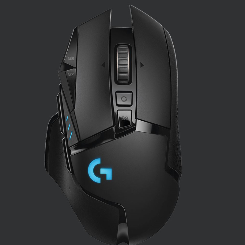 Logitech G502 HERO LIGHTSPEED Wireless Gaming Mouse